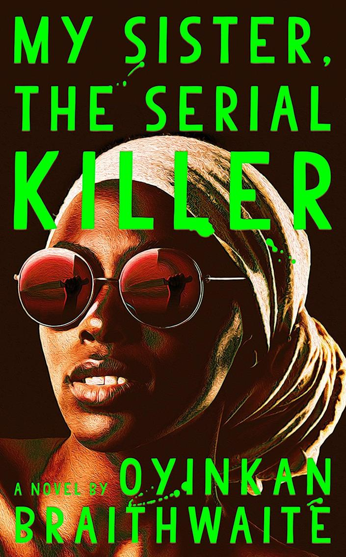 <p>If you're a fan of murder mysteries, Korde's sister Ayoola takes family drama to a whole new level in <span><strong>My Sister, The Serial Killer</strong></span>. The story follows the two sisters living with their family in Nigeria. Ayoola is the one who dates men and discards them when she's done with the relationship, and Korde is the one that always cleans up the mess because, well. . . it's her little sister. But when Ayoola begins to date a man her sister is in love with, it may be the last straw.</p>