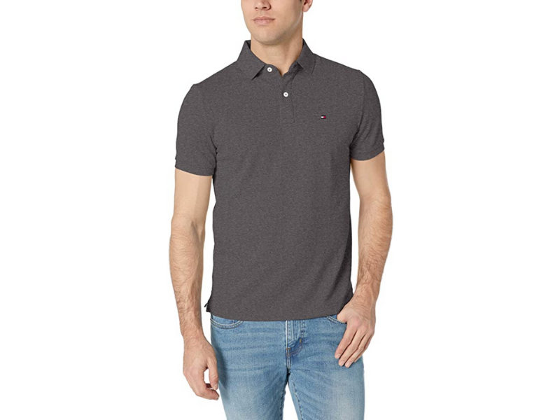 Tommy Hilfiger Men's Short Sleeve Polo Shirt