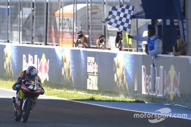 "Brad Binder: 15 Siege <span class=""copyright"">Gold and Goose / Motorsport Images</span>"