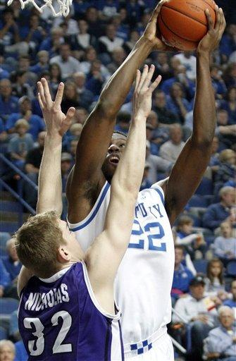 Kentucky tops Portland 74-46