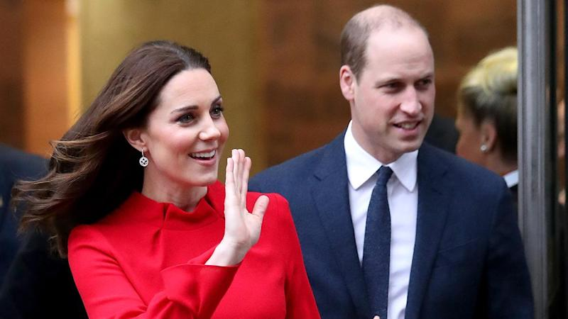 Kate Middleton and Prince William to Go on Royal Tour of Sweden and Norway in January 2018