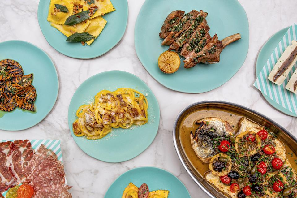<p>Whether you're in search of traditional pizzerias, fine-dining Mayfair restaurants or buzzy Soho eateries, read the Bazaar guide to the best places for excellent Italian cuisine. </p>