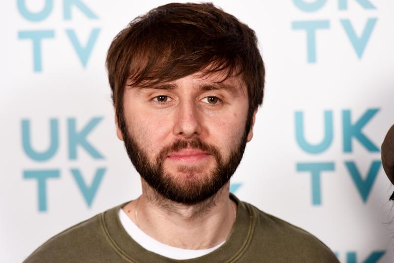 LONDON, ENGLAND - SEPTEMBER 13: James Buckley attends the UKTV Live 2017 photocall at Claridges Hotel on September 13, 2017 in London, England. Broadcaster announces it's programs for the forthcoming season. (Photo by Dave J Hogan/Dave J Hogan/Getty Images)