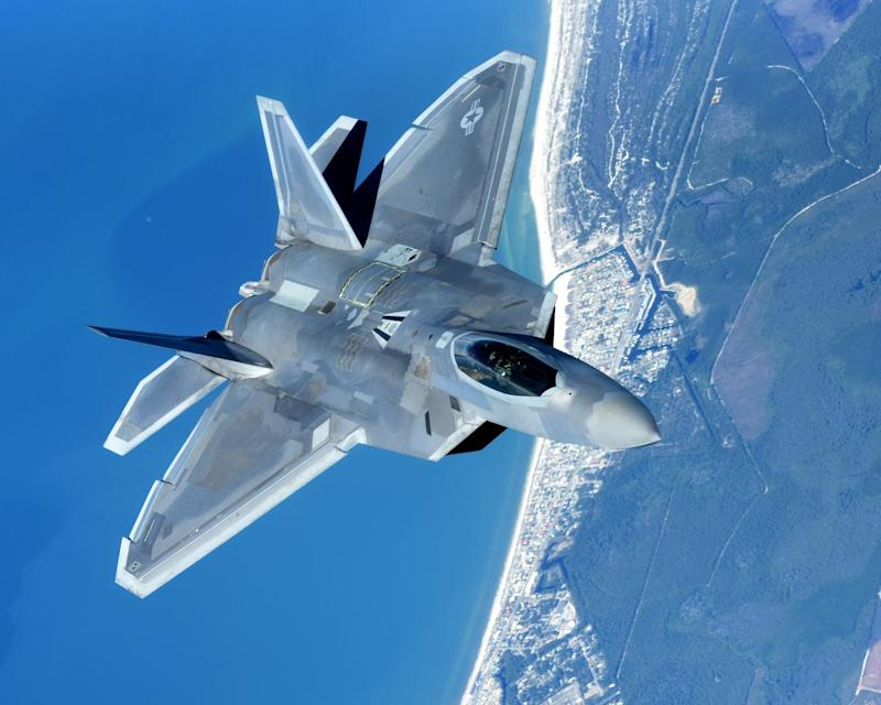 the two things air force f 22 raptors can t defeat