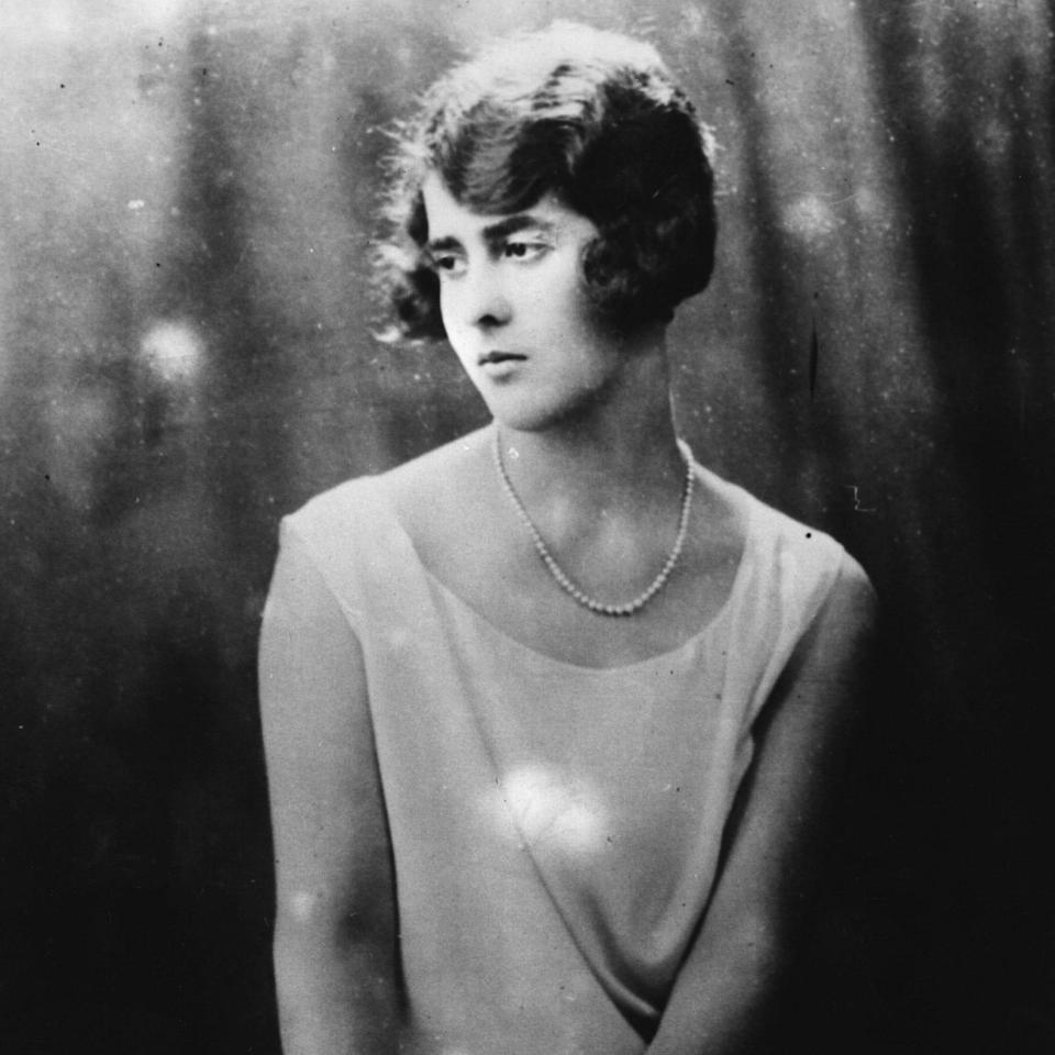 Princess Margarita of Greece (1905 - 1981), the sister of Prince Philip - Getty / Hulton Archive