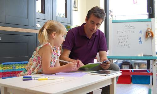 Home schooling drove me to despair – but it also taught me a valuable lesson