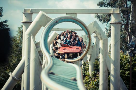 Thorpe Park has some of Europe's most adrenaline-pumping rides (Thorpe Park)