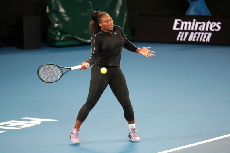New decade begins with Serena still chasing Court