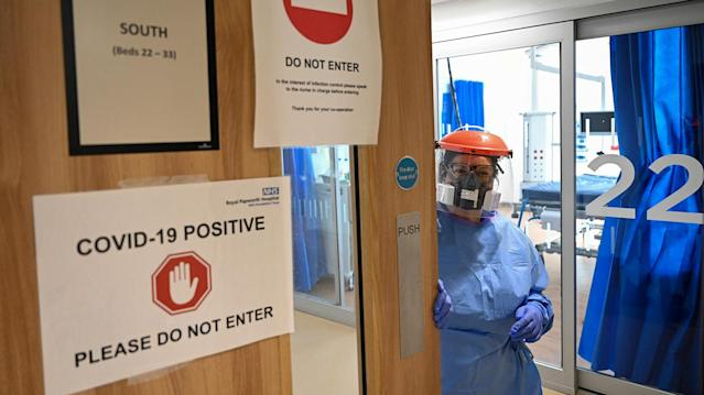 In March, Birmingham city hospital reported that 64% of coronavirus deaths were from BAME communities