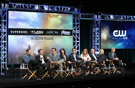 'Supergirl' - 'The Flash' musical event coming in 2017