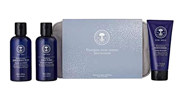 Neal's Yard Remedies Men's Collection Energise Your Senses