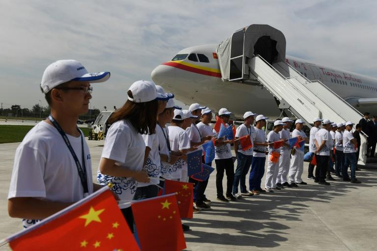Airbus inaugurates A330 facility in China