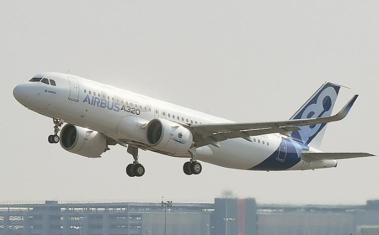 CALC chief executive Mike Poon prasied the A320neo's fuel efficiency, reliability and comfort