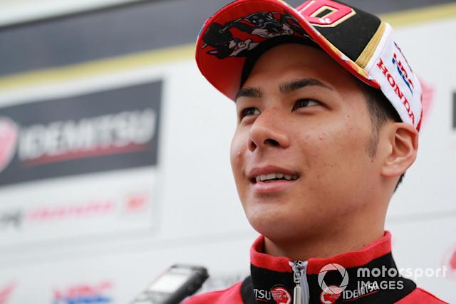 """Takaaki Nakagami (2018) <span class=""""copyright"""">Gold and Goose / Motorsport Images</span>"""