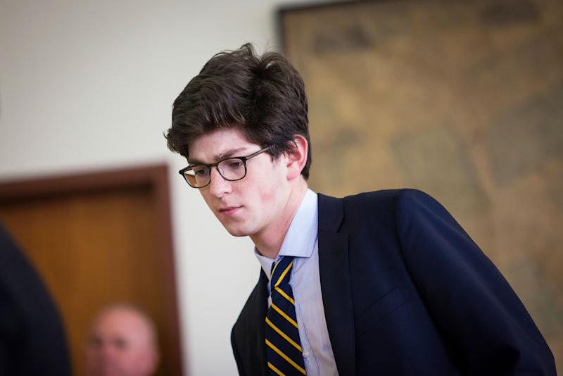 Owen Labrie's Request for a New Trial Was Denied