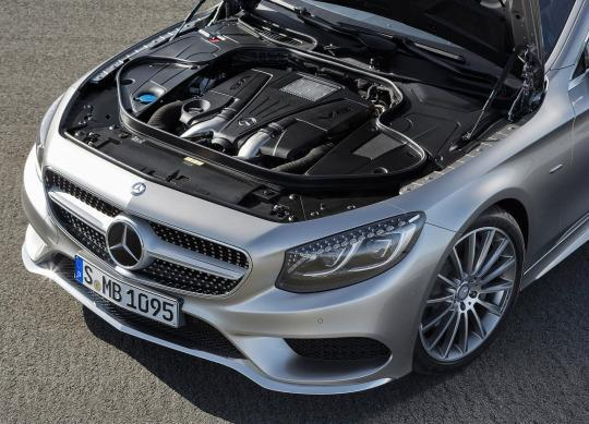 2015 Mercedes S Class Coupe Real World Review