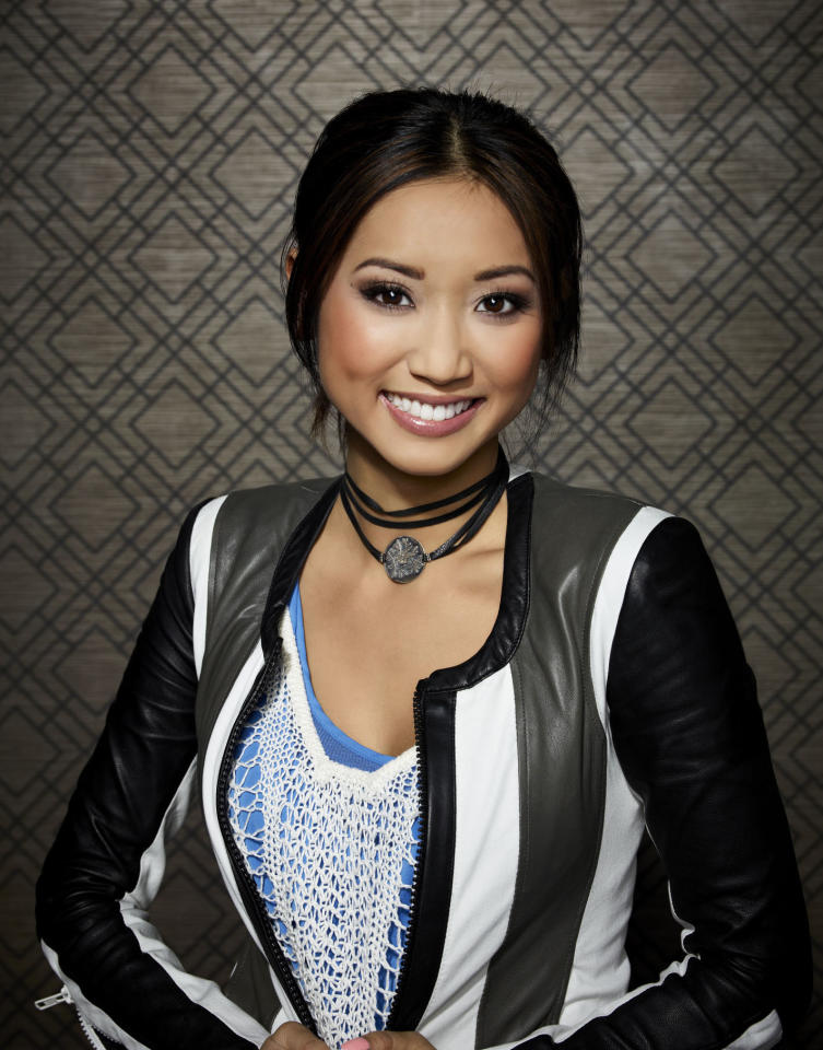 """Brenda Song as Veronica in """"Dads"""" on Fox."""