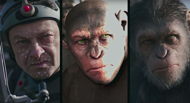 A look beneath Weta's superb CGI work on 'War for the Planet of the Apes' (20th Century Fox)