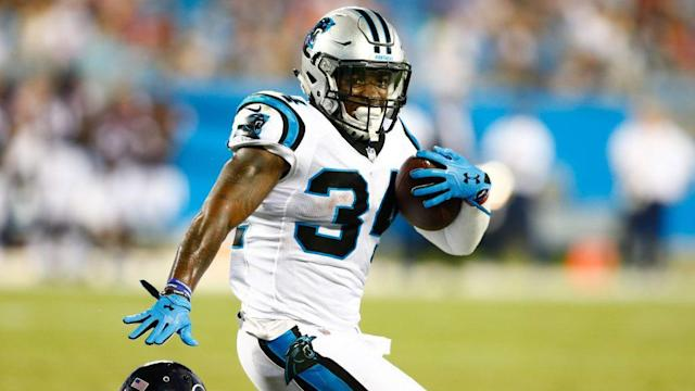 Cameron Artis-Payne among former Panthers drafted to XFL