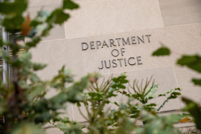 Representative: The Justice Department accused the three former intelligence officials of committing computer fraud and violating export control laws by providing defense services without the required license (Getty Images)