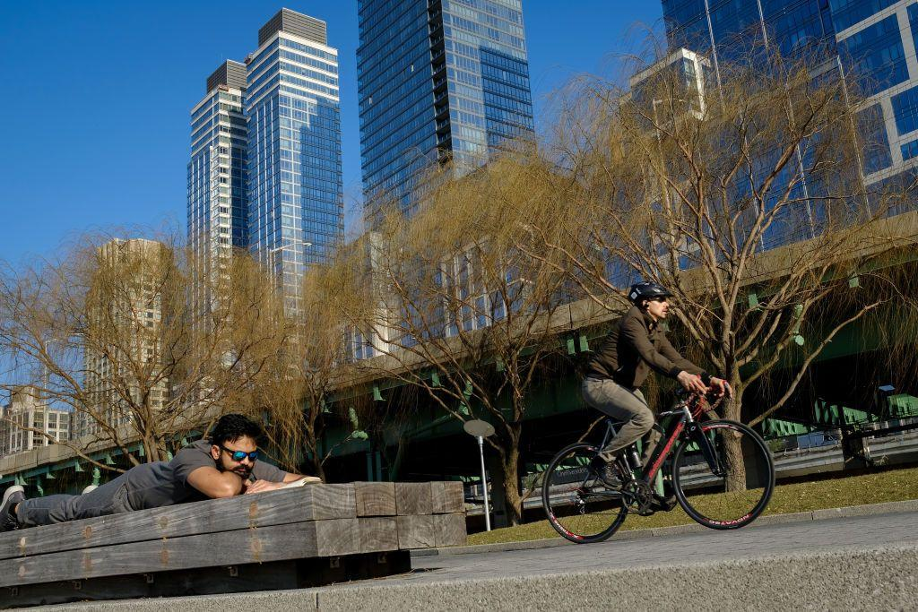 """<p><strong>Location:</strong> Florida to Maine</p><p><strong>Why you should ride it:</strong> This newly mapped network of roads and trail systems spans nearly 3,000 miles from Key West, Florida, to Canada, charting through 15 states and 450 cities and towns, making it the country's longest biking and walking route. </p><p>Currently, more than 33 percent of the route runs on car-free paths, and the remaining distance hits the safest on-road route between those paths, with continued expansions the works. One popular car-free section is the <a href=""""https://www.bicycling.com/skills-tips/a23708797/nyc-bike-map/"""" target=""""_blank"""">Hudson River Greenway</a> in New York City, a 11-mile, two-lane path that lines the West Side of Manhattan along the Hudson River with panoramic views of the skyline, the Statue of Liberty, and the George Washington Bridge. </p><p>You'll also love the 30-mile Schuylkill River Trail in Pennsylvania, which charts from downtown Philadelphia through Valley Forge National Historical Park.</p>"""