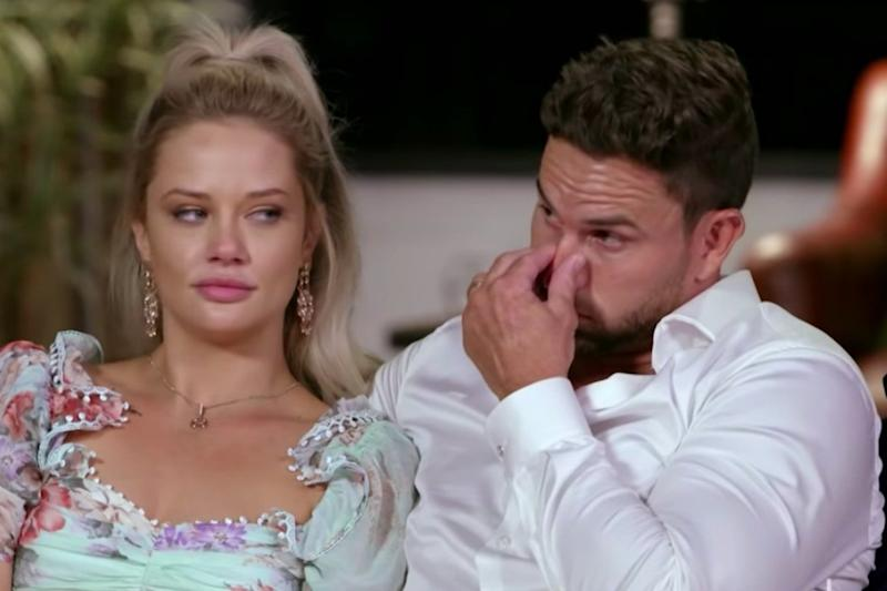 Jess and Dan on Married at first sight