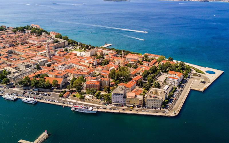 Zadar's Old Town - iStock