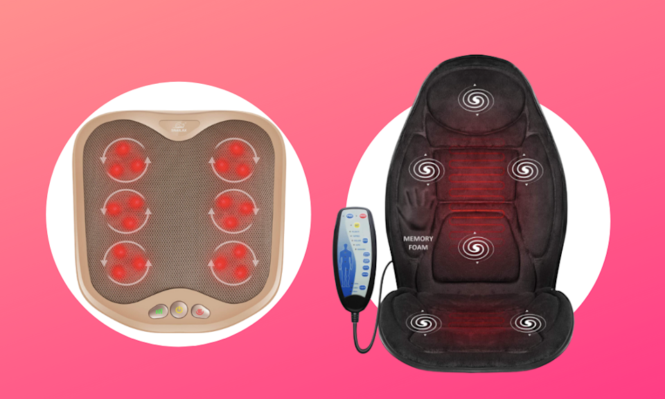 Score an at-home massage whenever you want! (Photo: Amazon)