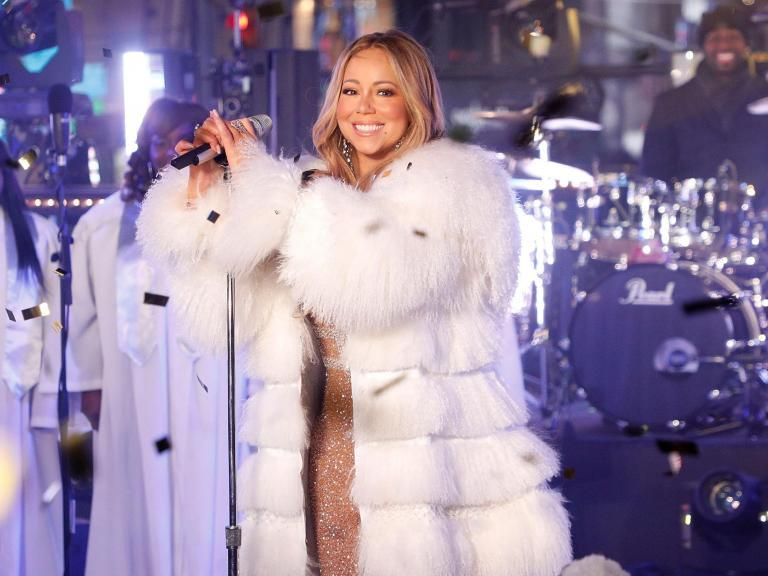 Mariah Carey forced to 'rough it' for New Year's Eve performance due to lack of hot tea