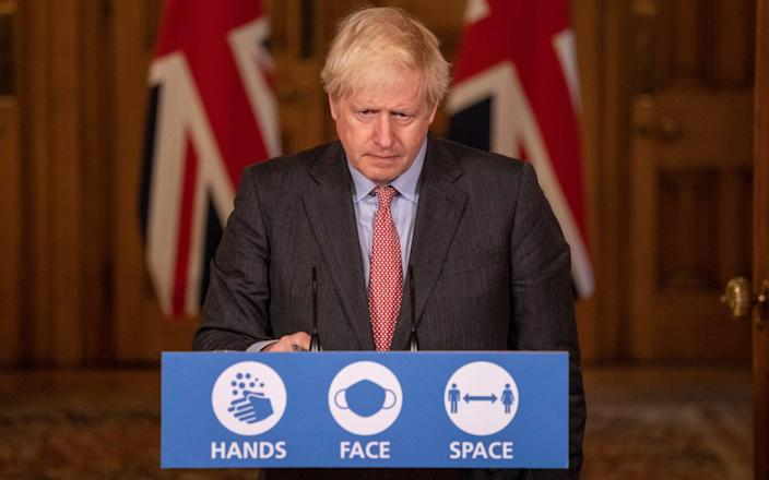 Sir Lindsay Hoyle, the Commons Speaker, admonished Boris Johnson for his administration's 'total disregard for the House' - Getty Images Europe