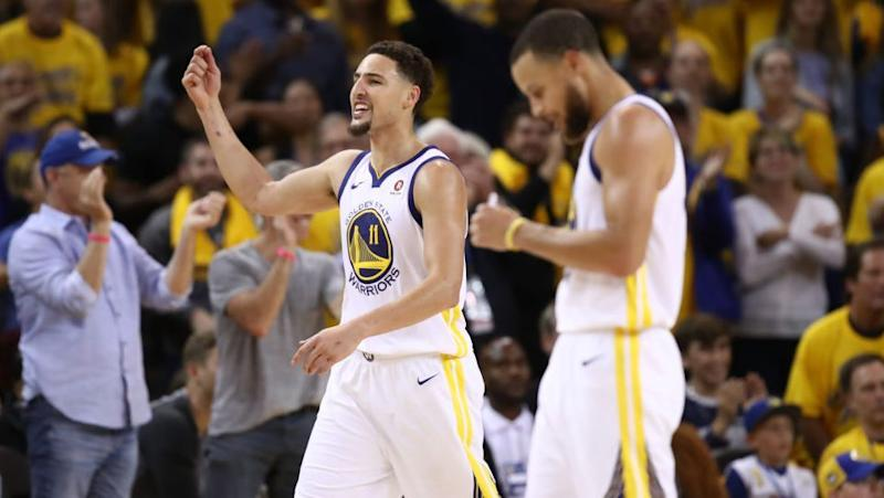 Golden State Warriors Rout Houston Rockets for Force Game 7