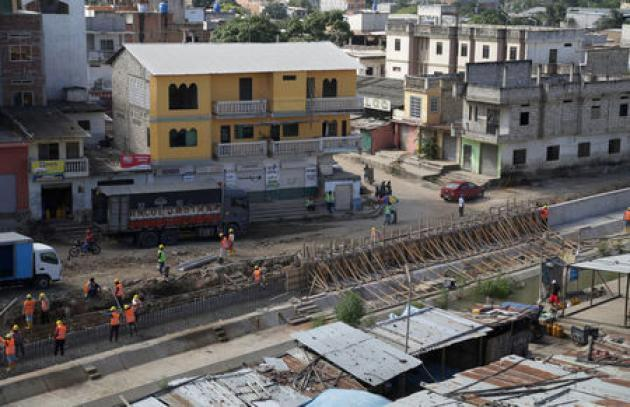 <p>Peru recalls ambassador from Ecuador in row over border wall</p>