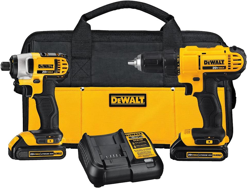Amazon Prime Day Dewalt Tools deals
