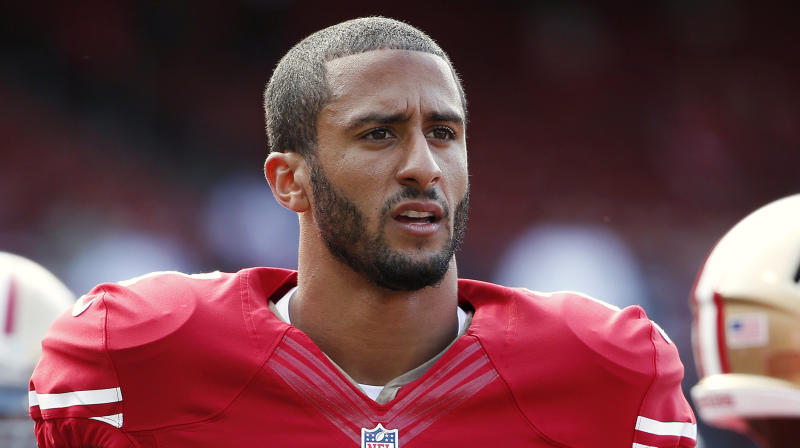 CBS Reporter Sparks Uproar By Mistakenly Claiming Kaepernick Wouldn't Kneel
