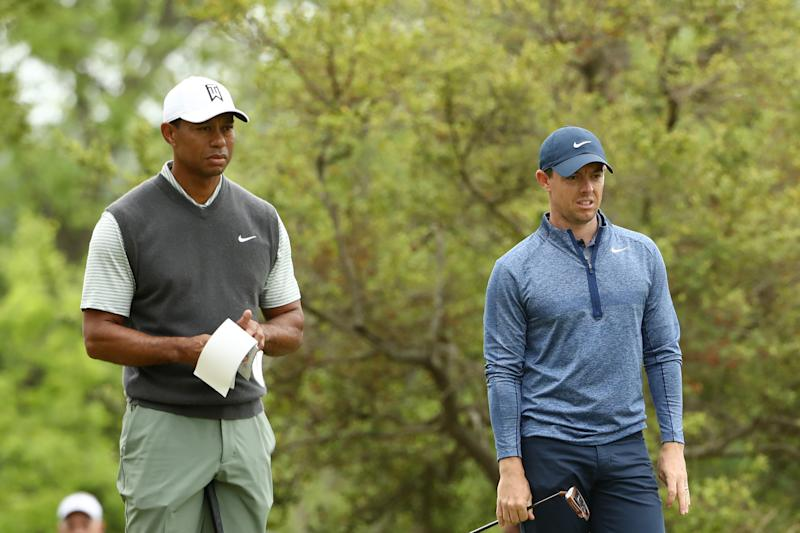 Tiger, Rory to take part in skins event in Japan