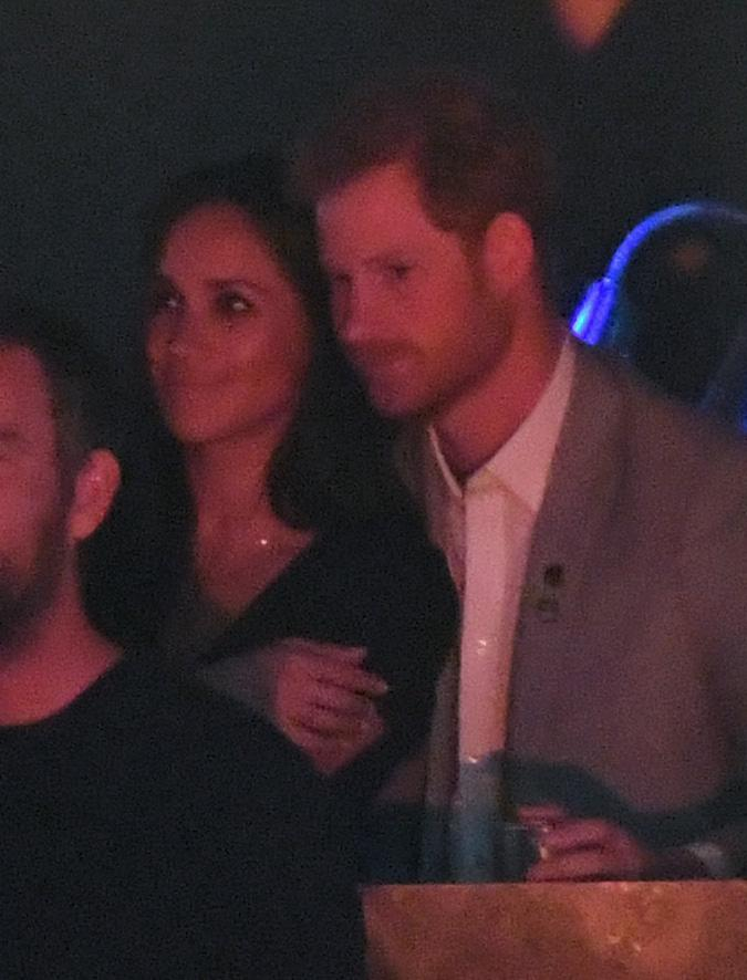 Prince Harry and Meghan Markle Invictus Games