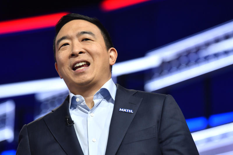 Yang says he's been approached by other campaigns for Iowa alliance