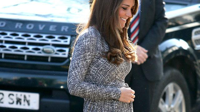 Kate Middleton's Pregnant Fashion Frenzy