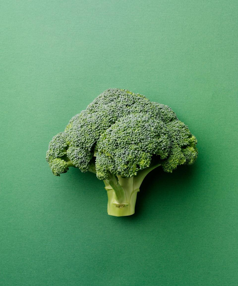 """<h2>Cruciferous vegetables</h2> <br>We're talking broccoli, kale, cauliflower, Brussels sprouts, and cabbage. """"Some research suggests that a high intake of cruciferous vegetables could stimulate a gene that boosts immunity,"""" Davis says. <br><span class=""""copyright"""">Photo: Getty Images.</span><br><br>"""