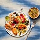 """<p>Pro tip: Serve these shrimp and cheesy peppers with tortillas to let your fam DIY tacos.</p><p><em><a href=""""https://www.goodhousekeeping.com/food-recipes/healthy/a28612307/grilled-shrimp-with-charred-peppers-with-queso-blanco-recipe/"""" rel=""""nofollow noopener"""" target=""""_blank"""" data-ylk=""""slk:Get the recipe for Grilled Shrimp and Charred Peppers with Queso Blanco »"""" class=""""link rapid-noclick-resp"""">Get the recipe for Grilled Shrimp and Charred Peppers with Queso Blanco »</a></em><em><br></em></p>"""