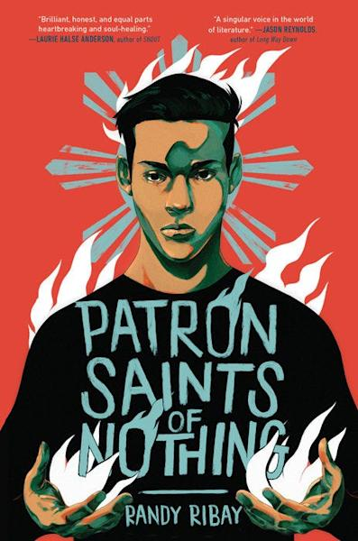 """A teenage immigrant returns to the Philippines to investigate the death of his cousin in Randy Ribay's fantastic """"Patron Saints of Nothing."""""""