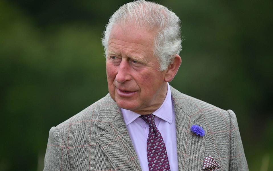 Prince Charles was interviewed on the Today programme - BEN BIRCHALL/AFP