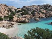 <p>The Maddalena Archipelago is made up of seven large isles and 55 tiny isolotti, scattered between Corsica and north-eastern Sardinia. Arrive by boat to Cala Coticcio, one of Maddlena's most beautiful beaches, and go snorkelling in the crystal clear water. </p>