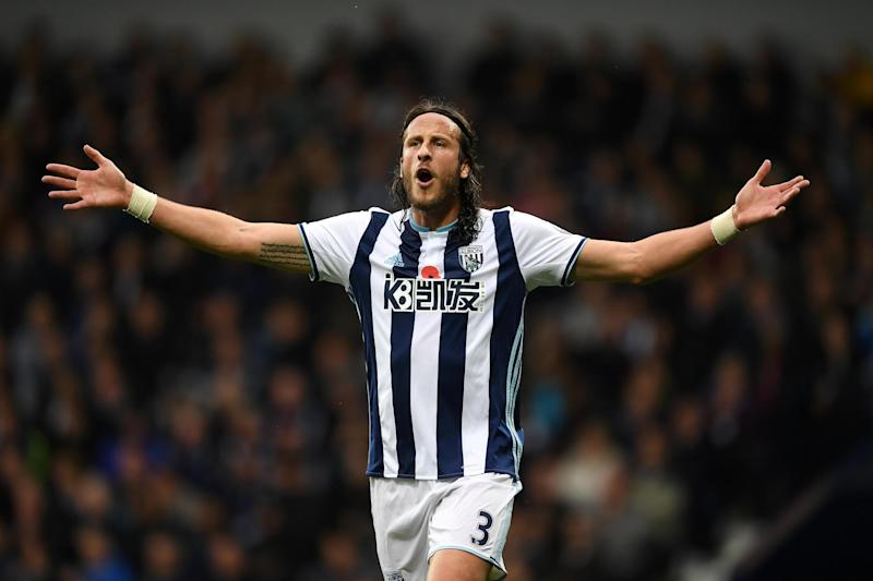 Super Swede: Olsson spent nine years at West Brom: Getty Images