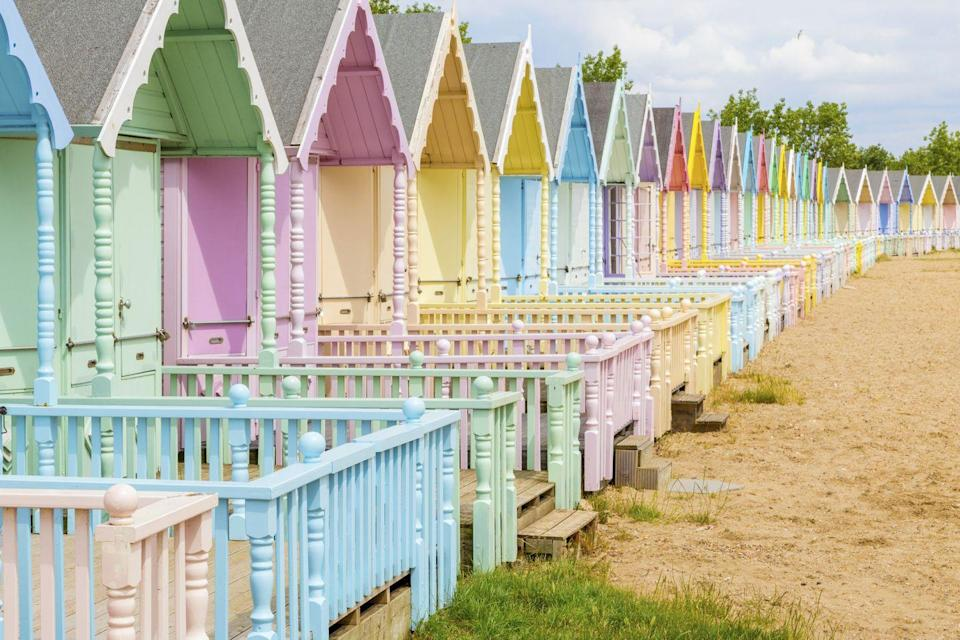 <p>This little-known estuary island in Essex has everything to offer day-trippers in search of food, sunshine and coastline. </p><p>Book a table at the West Mersea Oyster Bar, Mehalah's at Oysters & Ale or the ever-popular Company Shed for some seriously tasty shellfish and fish and chips. Then take a boat trip with Lady Grace Boat Trips around the bay to see the 19th-century oyster-packing sheds. </p><p>Cudmore Grove Country Park makes a perfect picnic pitstop, which conveniently slopes down onto the beach. There's also a spot where you can sip on locally-made beers and wine so we suggest booking yourself on a tour at the Mersea Island Vineyard and Brewery. </p><p>Booze and beach – what more could you want from a day trip?</p><p><strong>Distance from London</strong>: 50 miles</p><p><strong>How to get there</strong>: London to Mersea Island via ca via A12 i in the car (1hr 51 min).</p>