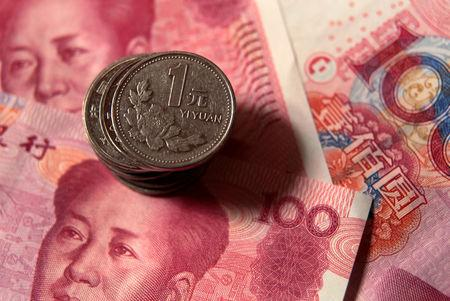 The Chinese yuan continued to stabilize Friday morning
