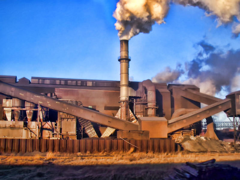Gary, Indiana—in Deal with U S  Steel—May Learn the Hard Way