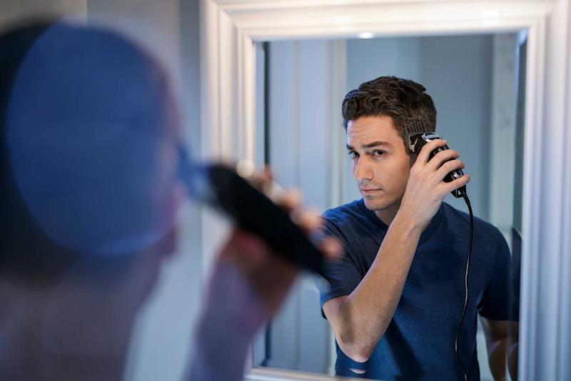 In the wake of sweeping COVID-19 changes like social distancing and the shuttering of businesses, home haircuts — buzz cuts in particular — are more popular than ever. Wahl, the company that invented the first handheld electric clipper 101 years ago, is here to help with tips and tools to get this look.