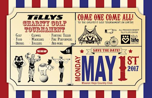 TILLYS 10th Charity Golf Tournament Benefiting Tilly's Life Center Sold-Out in Record-Time
