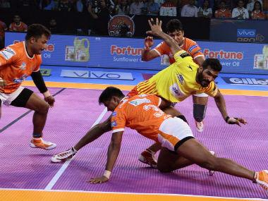 Pro Kabaddi 2018, Puneri Paltan vs. Gujarat Fortunegiants, Match highlights: Gujarat maintain winning run